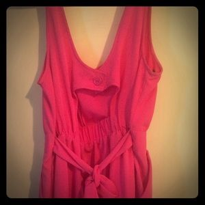 Orchid Pink Romper